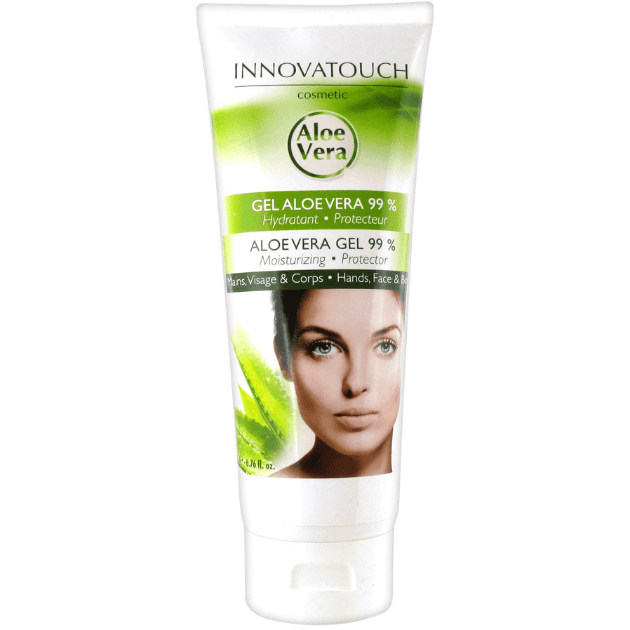 Gel Aloe Vera 99% (MAINS, VISAGE & CORPS) - 200 ml - Innovatouch