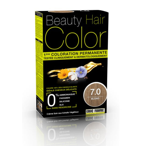 BEAUTY HAIR COLOR BLOND 7.0 160ML
