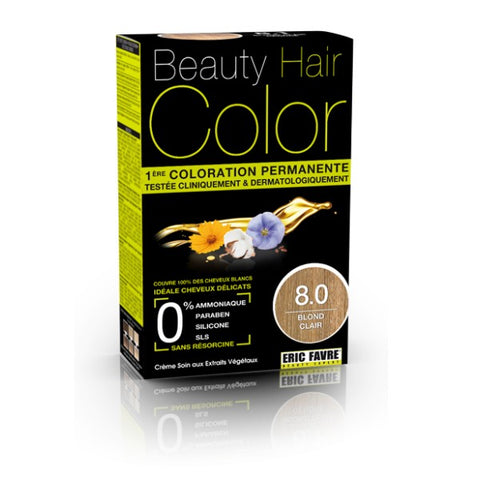 BEAUTY HAIR COLOR BLOND CLAIR 8.0 - 160ML