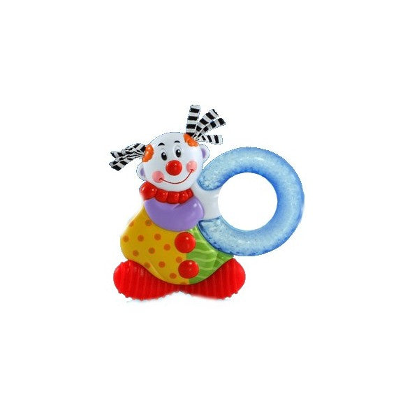 NÛBY FIGURE DE DENTITION CLOWN RÉFRIGIRANTE ICE GEL 6 MOIS+ ID452