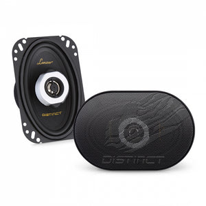 Pro Audio 4 x 6 Inch Component Speakers DCT4.62