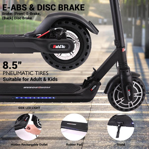 Foldable Electric Scooter HURES18-M5