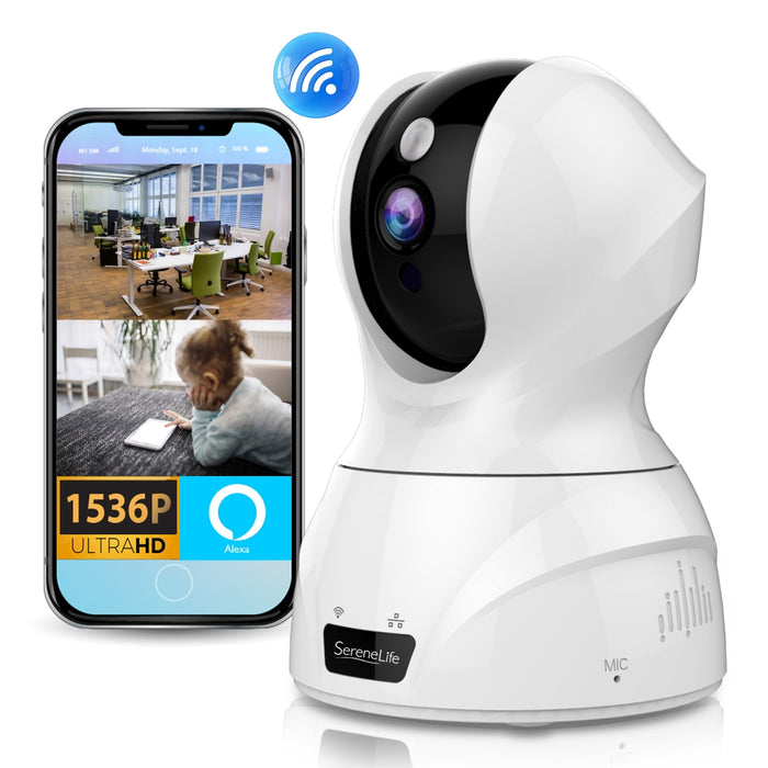 IP Camera - WiFi Wireless Network Cam IPCAMHD50