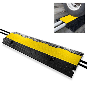 Cable Cover Ramp Safety Track, 2-Ch. PCBLCO103