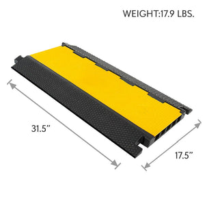 Protective Cable & Wire Cover Ramp Track PCBLCO28