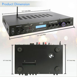 Bluetooth Radio Receiver & Amplifier PDA7BU