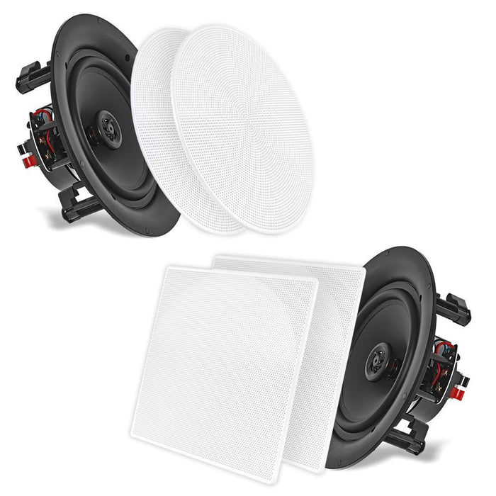 10.0'' Home In-Wall / Ceiling Speakers PDIC106