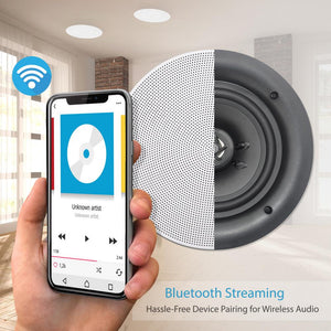 5.25'' Bluetooth Home Ceiling Speakers PDICBT256