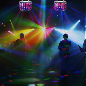 Multi-Color DJ LED Stage Light System PDJLT20