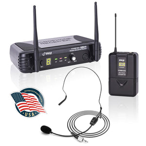 UHF Wireless Microphone System Kit PDWM1904