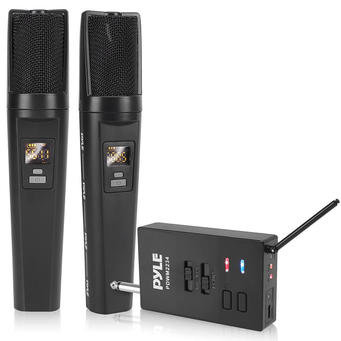 Wireless Handheld Microphone System PDWM2234