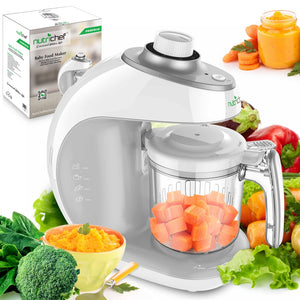 Baby Food Processor & Steam Cooker PKBFB18