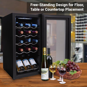 Electric Wine Cooler PKCWC150