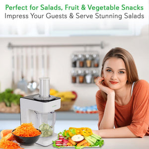 Kitchen Vegetable Spiralizer Slicer PKESPR26