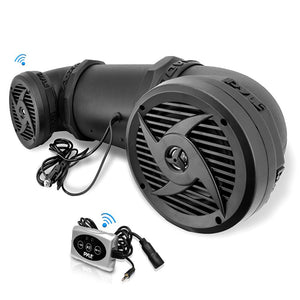 Waterproof Amplified Dual Speaker System PLATV550BT