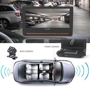 Touchscreen Android GPS Dashcam System PLDVRCAMAND75
