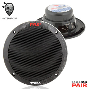 6.5 inch Marine Component Speakers PLMR605B