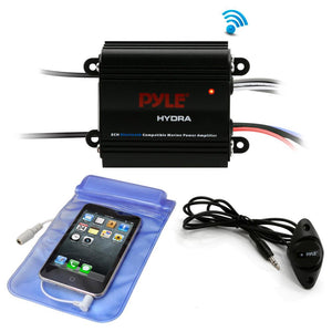 2-Ch. Bluetooth Marine Amplifier Kit PLMRMB2CB