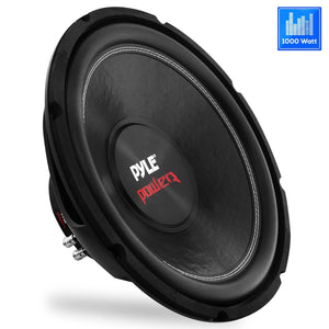10'' Car Subwoofer DVC 4-Ohm PLPW10D