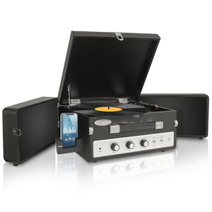 Record Player Turntable Speaker System PLTTB8UI