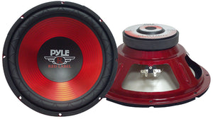 10'' Car Subwoofer 600 Watt PLW10RD