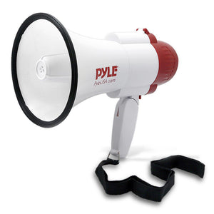 Megaphone Speaker with Built-in Siren PMP39VC