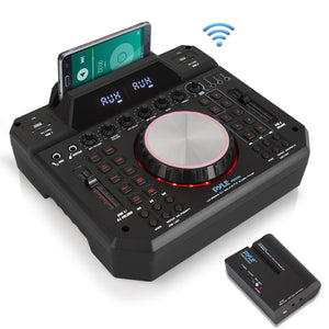 Bluetooth Karaoke DJ Sound FX Mixer PMX6BU