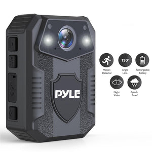 HD Security Body Camera PPBCM8