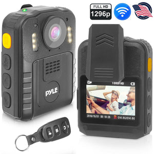 HD Body Camera PPBCM92