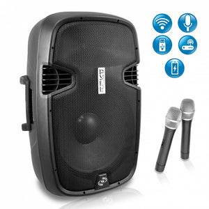 Portable Bluetooth PA Loudspeaker System PPHP129WMU