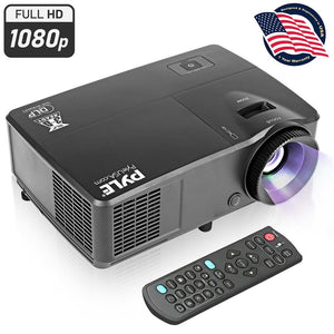 1080p HD DLP Multimedia Projector PRJLEDLP205