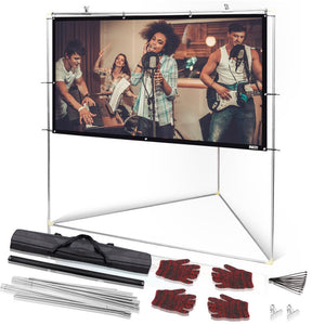Outdoor Projector Screen, 80'' -inch PRJTPOTS81.5