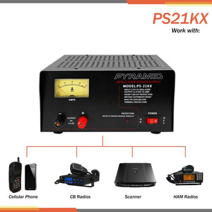 18 Amp Hobbyist Bench Power Supply PS21KX