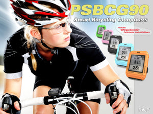 GPS Smart Bicycling Computer PSBCG90PN