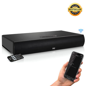 Home Theater Bluetooth Soundbar Speaker PSBV600BT