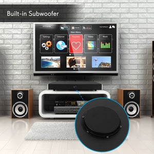 Home Theater Bluetooth Soundbar Speaker PSBV820BT