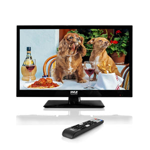 18.5'' LED TV - HD Flat Screen TV PTVLED18