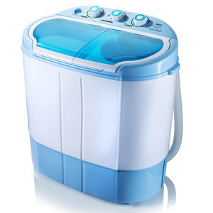 2-in-1 Compact & Portable Washer & Dryer PUCWM22