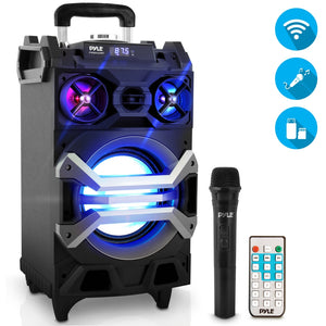 Bluetooth Karaoke Speaker System PWMA325BT