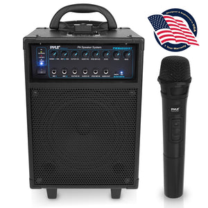 Portable Bluetooth PA Speaker System PWMA930IBT