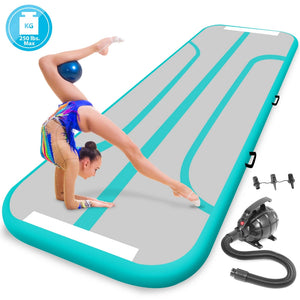 Tumbling Gymnastics Inflatable Air Mat SLGM3A
