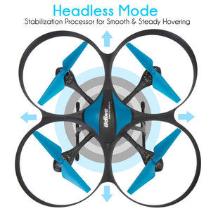 WiFi Drone Quad-Copter with HD Camera + SLRD42WIFI