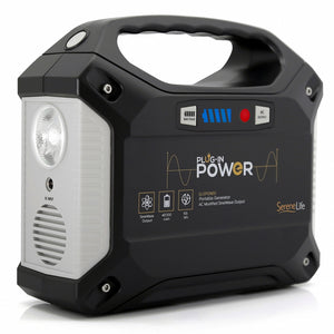 Portable Rechargeable Power Generator SLSPGN20