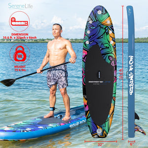 SUP Stand-Up Paddle-Board SLSUPB636