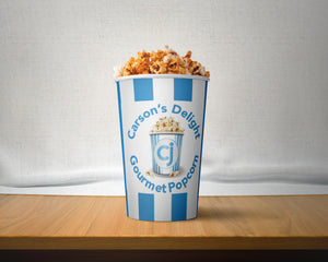 Honey Butter Cinnamon Roll Gourmet Pop Corn