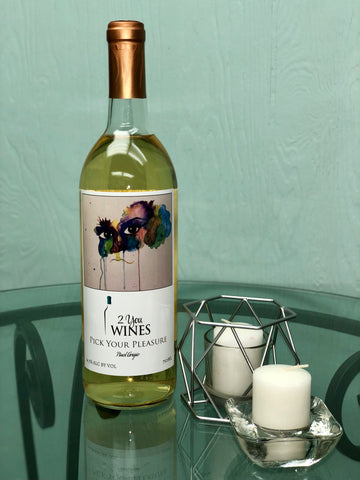 Pinot Grigio 2 You White Wine