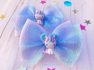 Blue Unicorn piggies