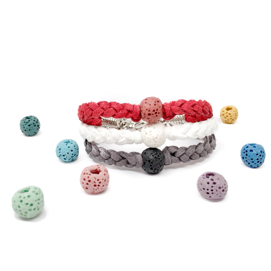 Youth Lava Bead Bracelet/ Essential Oil Diffuser