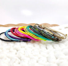 Adjustable Waterproof Surfer String Bracelet