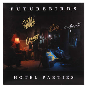 Hotel Parties SIGNED BY BAND - Vinyl LP